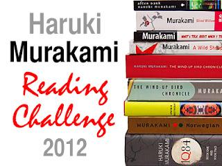 Murakami Reading Challenge 2012