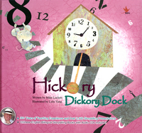 Hickory Dickory Dock, Picture book, childreen's book, book, book review