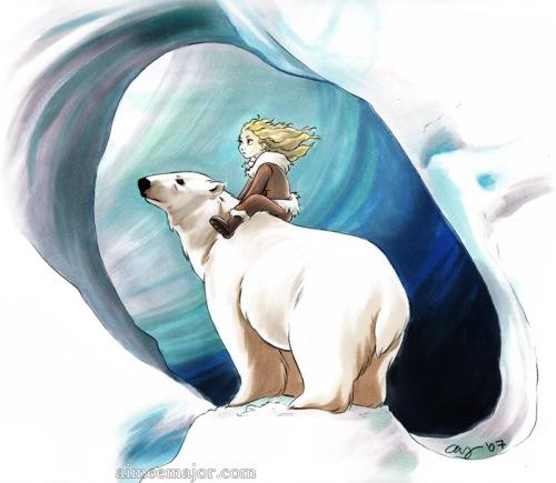 Lyra_and_Iorek_by_aimeekitty