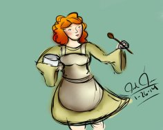 molly_weasley_sketch_by_crazyukulele-d73s1rl